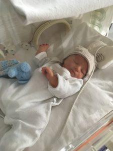 Bautista recién nacido